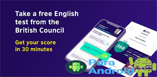 EnglishScore: Free British Council English Test