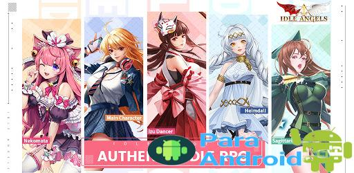 Idle Angels – Apps on Google Play