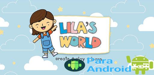 Lila's World: Create, Play, Learn in Granny's Town