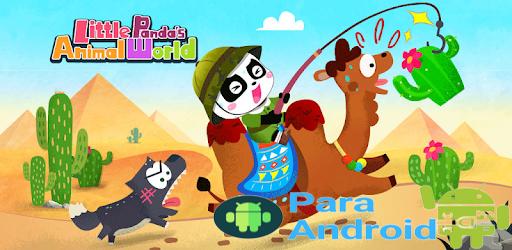 Little Panda's Animal World – Apps on Google Play