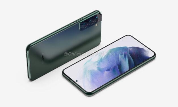 Representaciones filtradas del Samsung Galaxy S22 Plus: ¿evolución en lugar de revolución?
