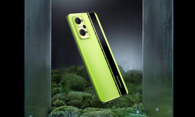 Realme GT Neo 2 anunciado con un ingenioso sistema de enfriamiento basado en diamantes