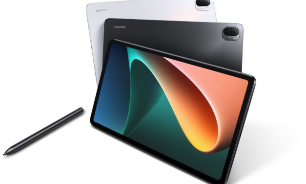 La tableta Xiaomi Pad 5 se globaliza por 349 €